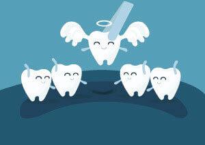 ava maria wisdom tooth extraction